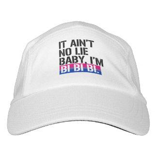 Bisexuality - It ain't no lie, baby I'm bi bi bi - Hat