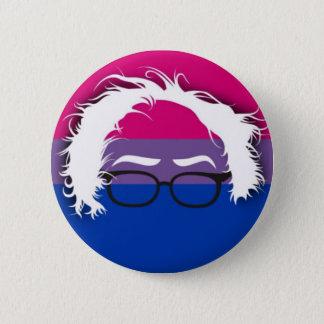 Bisexuals for Bernie Sanders 2 Inch Round Button