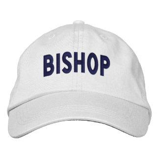 Bishop - Cap Embroidered Hat