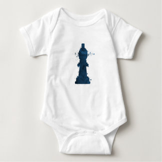 Bishop - Chess - Art Baby Bodysuit