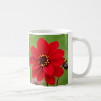 Bishop of Llandaff  Dahlia Coffee Mug