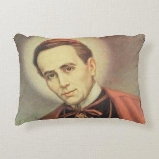 Bishop Saint John Neumann Accent Pillow