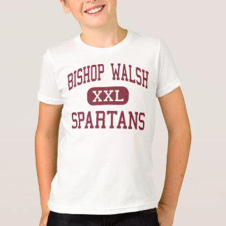 Bishop Walsh - Spartans - Middle - Cumberland T-Shirt