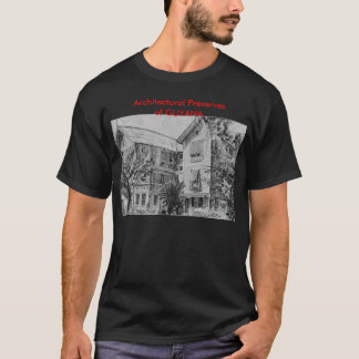 Bishop's House, Architectural Preserves of GUYANA T-Shirt