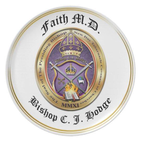 Bishops Plate