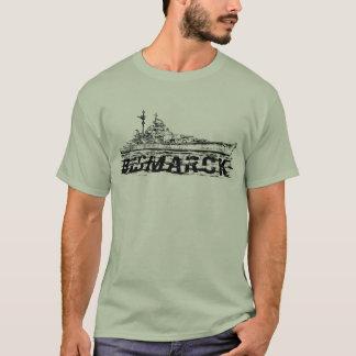 Bismarck Men's Basic T-Shirt