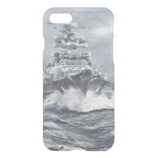 Bismarck off Greenland coast 1900hrs 23rdMay iPhone 8/7 Case