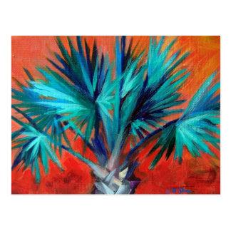 Bismark Palm II Post Card
