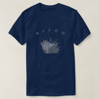 BISON - American Buffalo T-Shirt