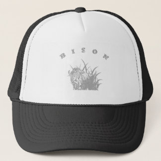 BISON - American Buffalo Trucker Hat