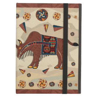 Bison Americana 3D iPad Air Cover