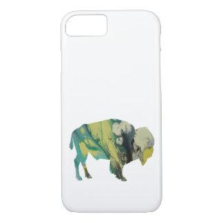 Bison art iPhone 8/7 case