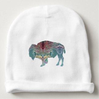 Bison / Buffalo Baby Beanie