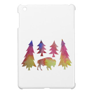 Bison / Buffalo Case For The iPad Mini