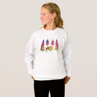 Bison / Buffalo Sweatshirt