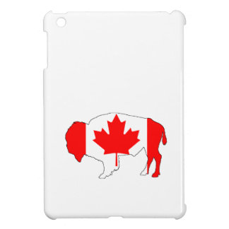 "Bison ""Canada"" iPad Mini Case"