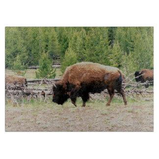 Bison Cutting Board