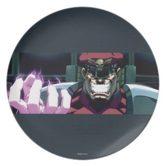 Bison Glowing Hand Plates