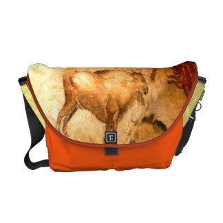 Bison of Altamira Messenger Bag