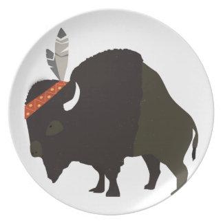 Bison Plates