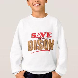 Bison Save Sweatshirt