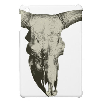 Bison Skull Case For The iPad Mini