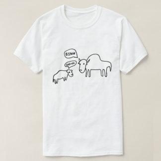 Bison T-Shirt Light