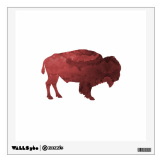 Bison Wall Sticker