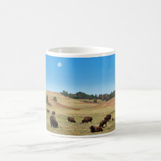 Bison Wind Cave National Park Mug