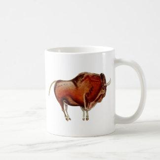 Bisonte ~ Altamira Spain ~ Cave Drawing Coffee Mug