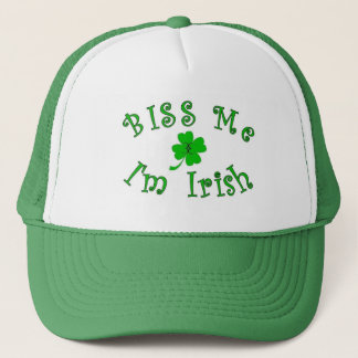BISS Me, Im Irish Hat