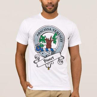 Bisset Clan Badge T-Shirt