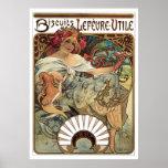 Bisuits Lefevre-Utile Posters