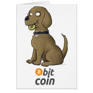 Bit Coin Card