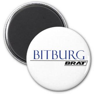 Bitburg Brat -A001L Magnet
