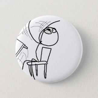 Bitch flip 2 inch round button