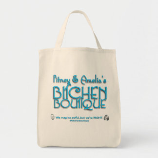 Bitchen Boutique Grocery Tote