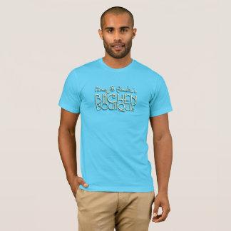 Bitchen Boutique Men's Blue Shirt