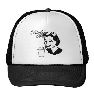 Bitchs Blow Trucker Hat