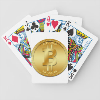 bitcoin-10680 bicycle playing cards