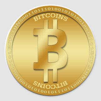 bitcoin-10680 round sticker