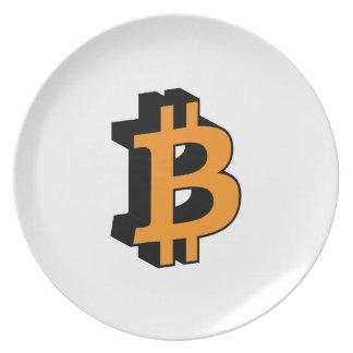 Bitcoin 11 plate