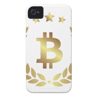 Bitcoin 12 iPhone 4 Case-Mate case