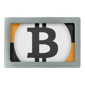 Bitcoin 13 belt buckle