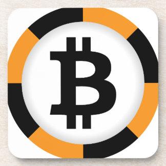 Bitcoin 13 coaster