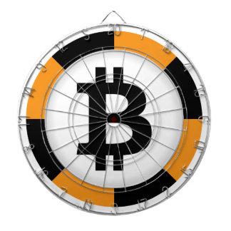Bitcoin 13 dartboard