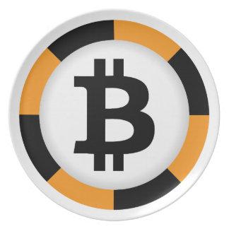 Bitcoin 13 plate