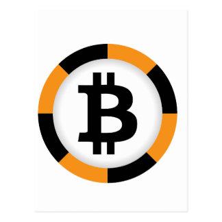 Bitcoin 13 postcard