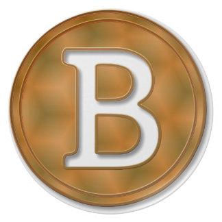 Bitcoin 15 plate