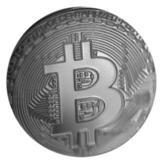 Bitcoin 16 plate